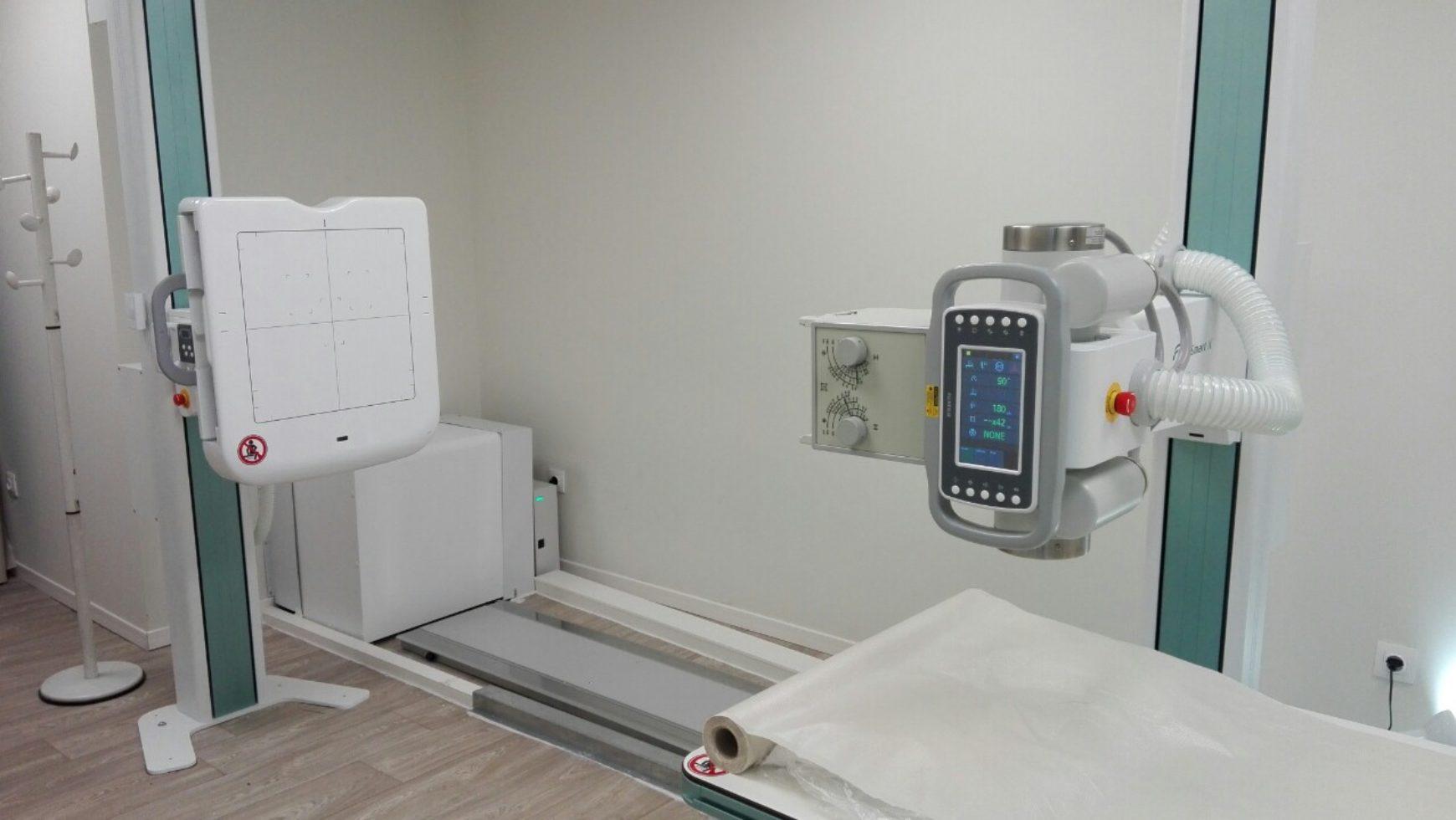 Αναβάθμιση Ακτινολογικών Εργαστηρίων Κέντρων Υγείας