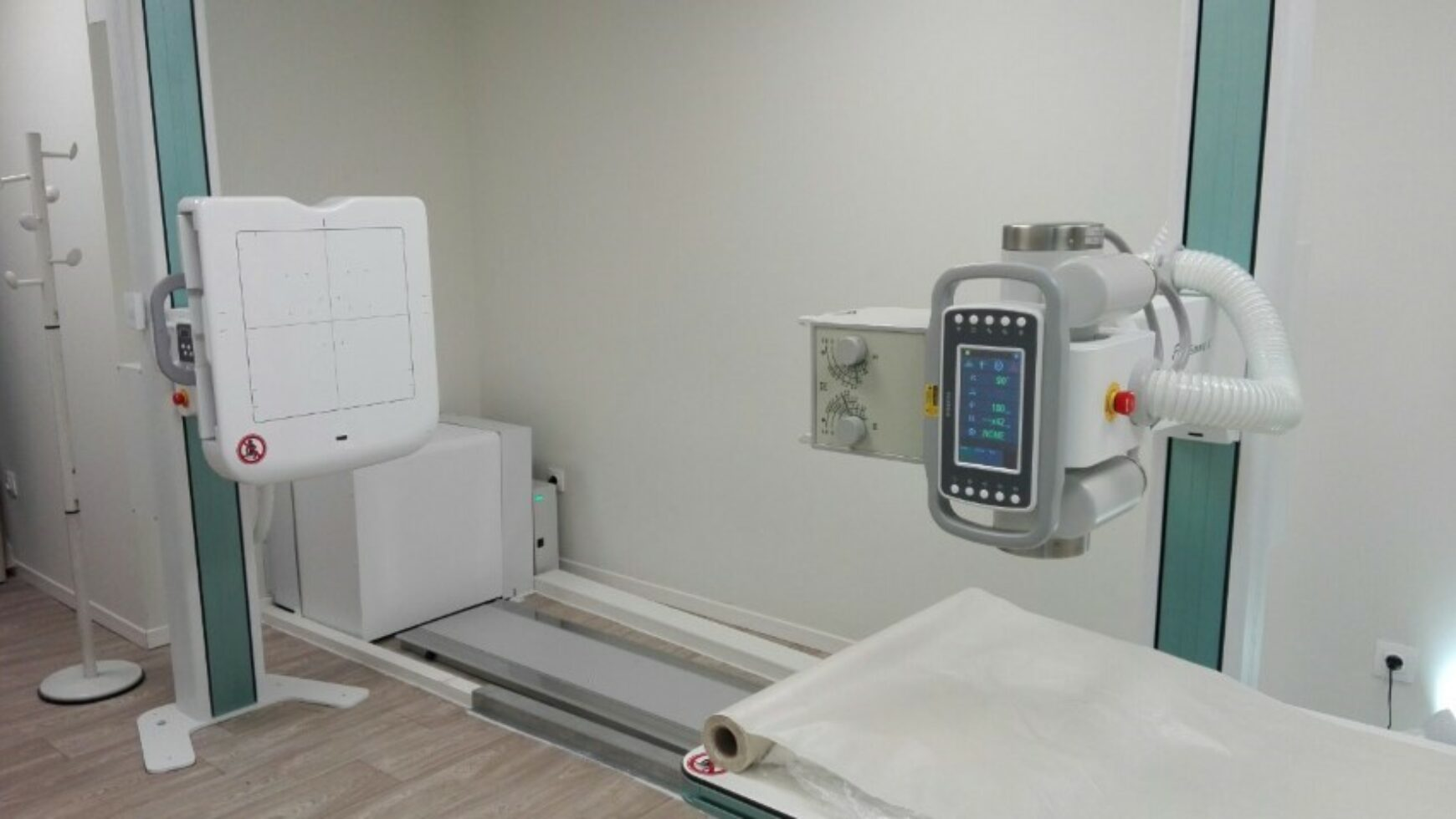 Eύρυθμη λειτουργία ακτινολογικών εργαστηρίων 1ης και 2ης ΥΠε